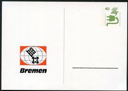 Bund PP69 B2/002 BREMEN 125 J. HANDWERK 1974  NGK 5,00 € - BRD