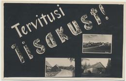 82-109 Estonia Ida-Viru Iisaku Postal History - Estonie