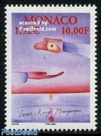 Monaco 2000 Red Cross 1v, (Mint NH), Health - Red Cross - Monaco