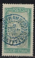 MADAGASCAR            N°  YVERT   97 ( 1 )   OBLITERE       ( Ob   5/64 ) - Madagaskar (1889-1960)