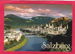 Modern Post Card Of Salzburg, Austria,D34. - Salzburg Stadt