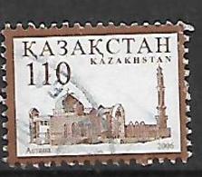 Kazakhstan 2006 Mosque In Astana  Used - Kazakhstan