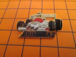 1419 PINS PIN'S / Beau Et Rare : Thème AUTOMOBILES / F1 FORMULE 1 PRIMAGAZ - F1