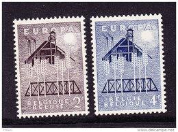 BELGIQUE EUROPA, COB 1025/6 ** MNH  . (4T84) - Europa-CEPT