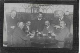 AK 0391  Gesellige Stammtischrunde Beim Kartenspiel In Lobenstein - Verlag König Ca. Um 1910 - Unterhaltung
