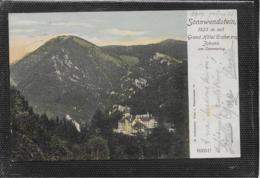 AK 0391  Sonnwendstein Mit Grandhotel Erzherzog Johann Am Semmering Um 1907 - Semmering