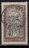 MADAGASCAR            N°  YVERT   104  (1)   OBLITERE       ( Ob   5/64 ) - Madagaskar (1889-1960)