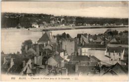 51br 531 CPA - BLOIS - CHAUSEE ST VICTOR PRISE DE SAINT SATURNIN - Blois