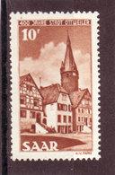 Saarland, Nr. 296** ( T 13061) - Nuevos