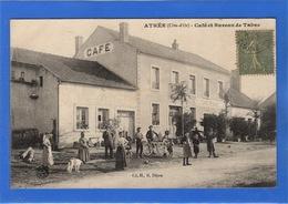 21 COTE D'OR - ATHEE Café Et Bureau De Tabac - Altri Comuni
