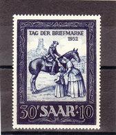 Saarland, Nr. 316* ( T 13069) - 1947-56 Protectorate