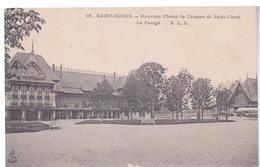 92 - SAINT-CLOUD - NOUVEAU CHAMP DE COURSES DE ST CLOUD - LE PESAGE - Saint Cloud