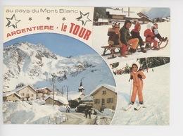 Argentière : Le Tour - Enfants Ski Luge Village (multivues) - Sonstige Gemeinden