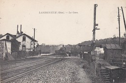 Laigneville   La Gare - Autres Communes