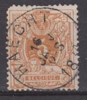 28 Haecht 1884 - 1869-1888 Lion Couché