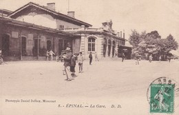 épinal   La Gare - Epinal