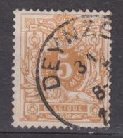 28 Deynze - 1869-1888 Lion Couché