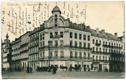 CPA - Carte Postale Signée Par HENRI BAELS - Belgique - Ostende - La Digue De Mer - 1905 ( HB10885) - Oostende