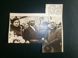 DIEGEM. Pastoor Beenens - Documents Historiques