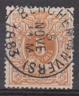 28 Berchem (Anvers) 1883 - 1869-1888 Lion Couché