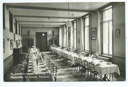 Betekom St Jozefpensionnaat Eetzaal Pensionnat St Joseph Réfectoire - Begijnendijk