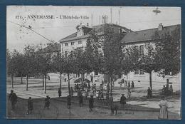 ANNEMASSE - L' Hôtel De Ville - Annemasse