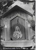 SIRACUSA - LA MADONNINA DELLE LACRIME - VIAGGIATA 1958 - Vergine Maria E Madonne