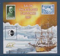CNEP-2007-N°49** CHARCOT.Salon Philathélique De PARIS - CNEP