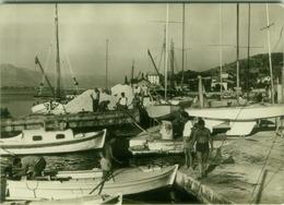 CROATIA - TROGIR - U LUCI - FOTO MICHAL STRANSKY - 1950s (5946) - Kroatien
