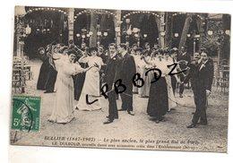 CPA - 75 - PARIS 6e - BULLIER - 1847-1907 - Le Plus Ancien, Le Plus Grand Bal De PARIS - Le DIABOLO -  Nouvelle Danse - Arrondissement: 06