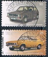 2017 Klassische Automobile (Selbstklebend) - Usati
