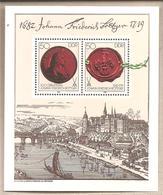 DDR - Foglietto Nuovo Michel Block 65: The 300th Anniversary Of The Birth Of Johann Friedrich Böttger - 1982 *G - Nuovi