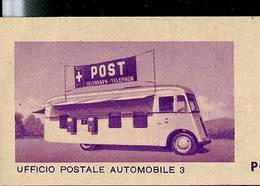 Carte Illustrée Obl. N° 139 - 0199 F - UFFICIO POSTALE AUTOMOBILE 3  Obl. 30/12/1940(Zumstein 2009) - Postwaardestukken