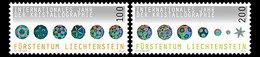 Liechtenstein 1662/63 Cristallographie - Minéraux