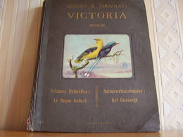 Album Chromos Images Vignettes Chocolat Victoria *** Le Règne Animal *** - Albums & Catalogues