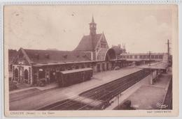 CHAUNY - La Gare - Chauny