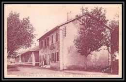 Lettre-2938 Bouches Du Rhone Carte Postale Salin-de-Giraud Poste Et Bureau De Tabac Groupe Scolaire - Marcophilie (Lettres)