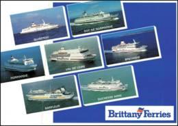 Bâteau Ferries - Ferries