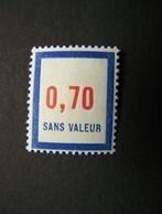 FICTIFS NEUF ** N°F116 SANS CHARNIERE (FICTIF F 116) - Phantomausgaben