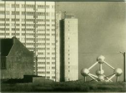 BELGIUM - BRUXELLES - ATOMIUM  - FOTO ZDENEK TRYBAL -  1950s (5953) - Belgium