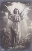 AK Friede - Fraun In Kleid - Gedicht  Künstlerkarte - 1914 (45704) - Frauen