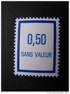 FICTIFS NEUF ** N°F243 SANS CHARNIERE (FICTIF F 243) - Phantomausgaben
