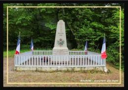 52  BOLOGNE   ....  Monument  Aux  Morts - Autres Communes