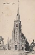 80 - DAOURS - L' Eglise - Autres Communes