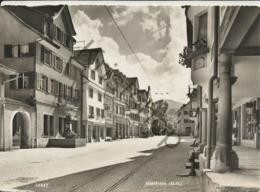 Altstätten - (St. G.)  [5W-009 - Riecht Alt - Smells Old - Ruikt Oud - Unclassified