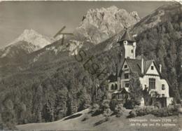 Unterengadin - Vulpera Mit Piz Ajuz  [5W-032 - Riecht Alt - Smells Old - Ruikt Oud - Suisse