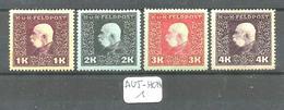 AUT-HON YT 43/46 En X - Nuevos