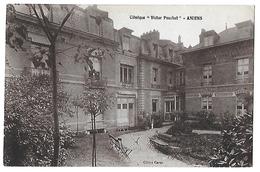 AMIENS   Clinique Victor Pauchet    (recto-verso) - Amiens