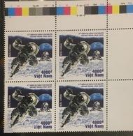 Block 4 Of Viet Nam Vietnam MNH Perf Stamps 2019 : 50th Anniversary Of Moon Landing / Space (Ms1111) - Vietnam