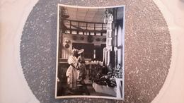 GRANDE PHOTO ANCIENNE - PAVILLON DE LA GUYANE - EXPOSITION COLONIALE 1931 - PARIS - Lieux